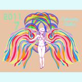 2011年7月のAsasaneの絵(4)!